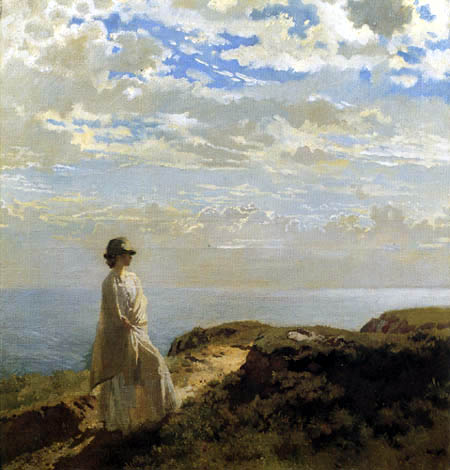 William Orpen - A Summer Afternoon