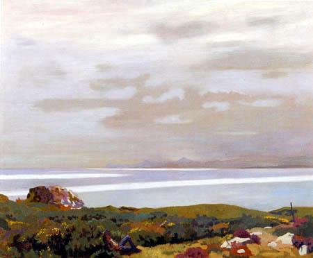 William Orpen - Dublin Bay
