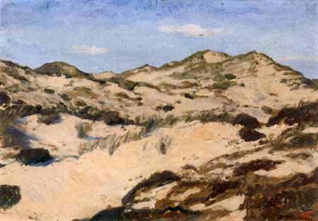 Fritz Overbeck - Dune I, Sylt