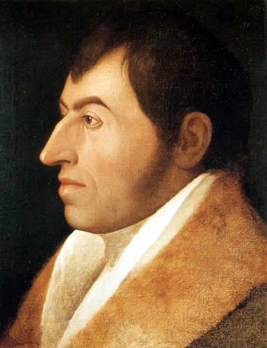 Johann Friedrich Overbeck - Portrait of Ernst Platner
