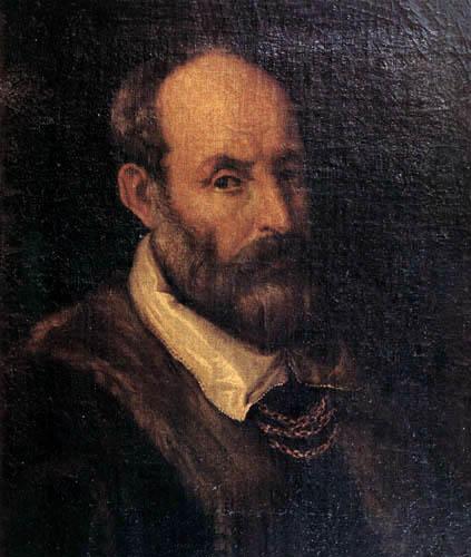 Jacopo Palma il Giovane - Paolo Veronese