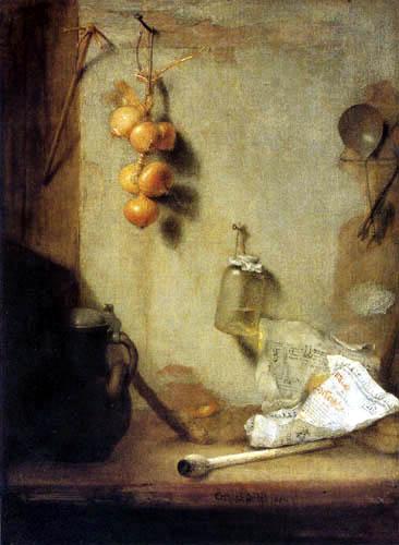 Christopher Paudiss - Kitchen Still Life