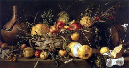 Antonio de Pereda y Salgado - Nature morte avec Fruits