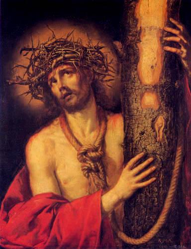 Antonio de Pereda y Salgado - Le Christ, homme des douleurs