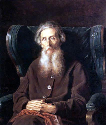 Wassili Perow - The Writer Vladimir Ivanovich Dahl