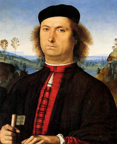 Perugino (Pietro di Cristoforo Vannucci) - Francesco delle Opere