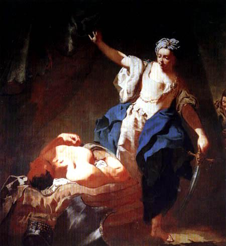 Giovanni Battista Piazzetta - Judith und Holofernes