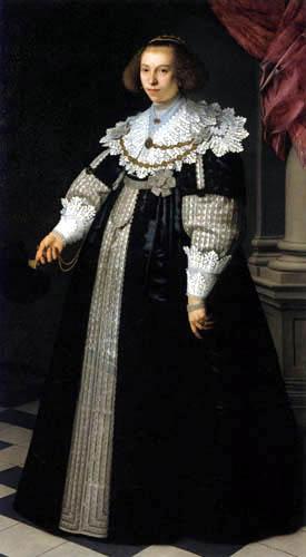 Nicolaes Eliasz Pickenoy - Catharina Hooft