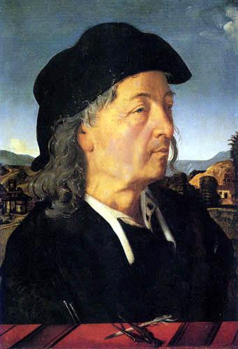 Piero di Cosimo (Piero di Lorenzo) - Giuliano da Sangallo