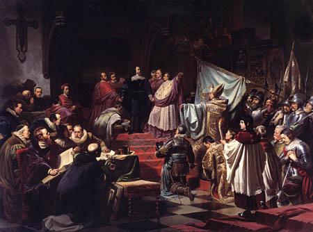 Karl T. von Piloty - The establishment of the catholic league