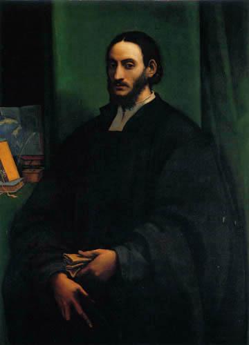 Sebastiano del Piombo - Marcantonio Flaminio