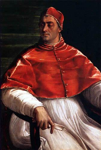 Sebastiano del Piombo - Papst Clemens VII.