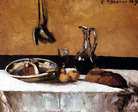 Camille Pissarro - Stillleben