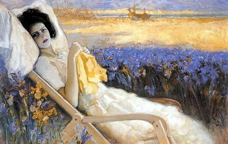 Cecilio Plá - Iris entre les iris