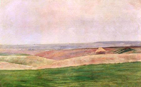 Wladislaw Podkowiński - Landschaft von Sobótka