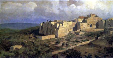 Wassili Dmitrijewitsch Polenow - Bethlehem
