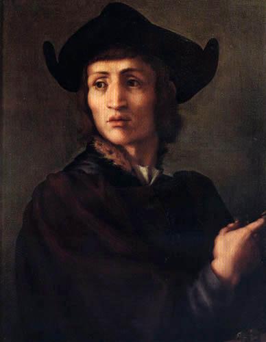 Jacopo da Pontormo - Porträt eines Juweliers