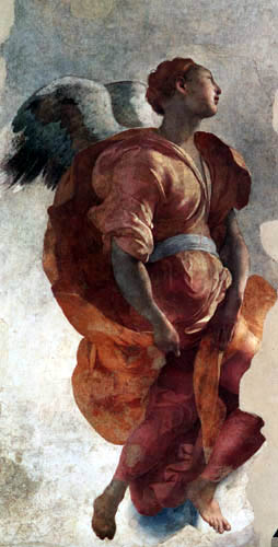 Jacopo da Pontormo - Annunciation