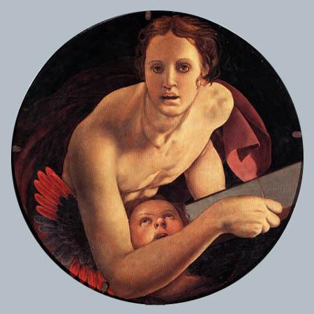 Jacopo da Pontormo - Matthew the Evangelist