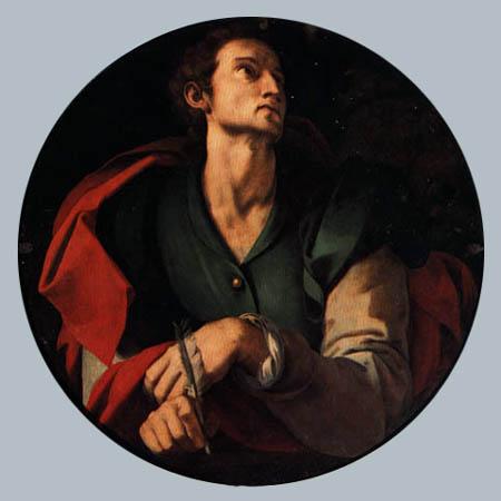 Jacopo da Pontormo - Luke the Evangelist
