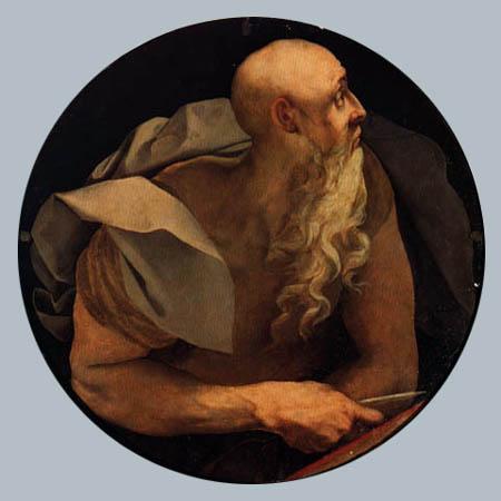 Jacopo da Pontormo - John the Baptist