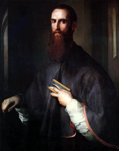 Jacopo da Pontormo - Portrait of Niccoló Ardinghelli