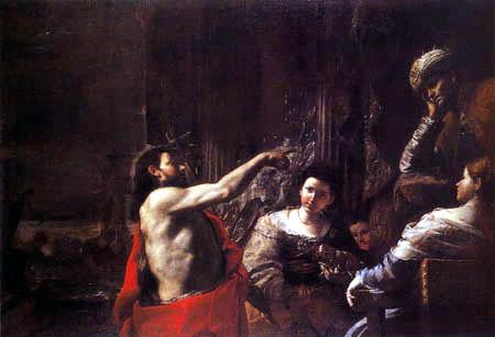 Mattia Preti - Der Baptist vor Herodes