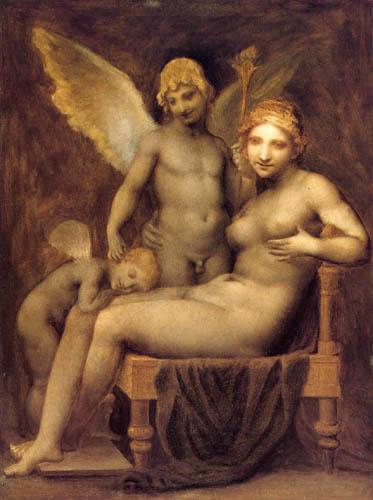 Pierre-Paul Prud´hon - Venus, Hymen und Liebe