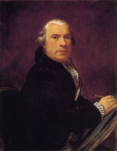 Pierre-Paul Prud´hon - François Devosge