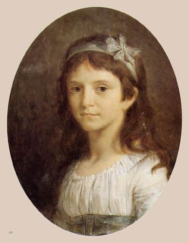 Pierre-Paul Prud´hon - Marie-Anne-Célestine Pierre