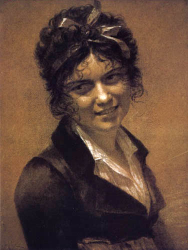 Pierre-Paul Prud´hon - Constance Mayer