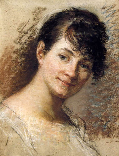 Pierre-Paul Prud´hon - Madame B.