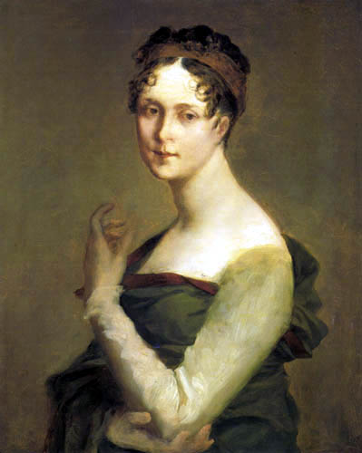 Pierre-Paul Prud´hon - Die Kaiserin Joséphine