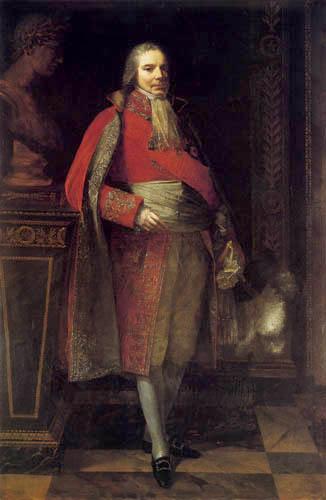 Pierre-Paul Prud´hon - Charles-Maurice de Talleyrand-Périgord
