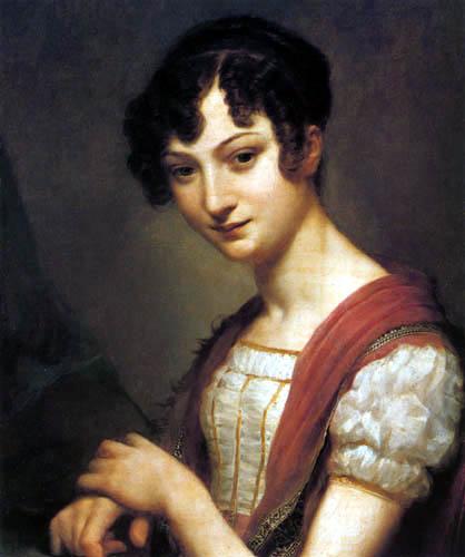 Pierre-Paul Prud´hon - Lavinie Barbier-Walbonne