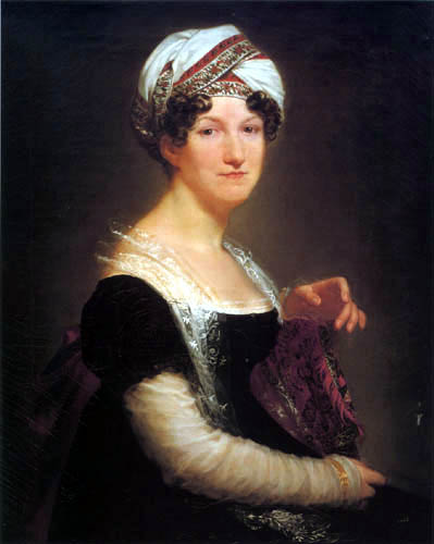 Pierre-Paul Prud´hon - Madame Péan de Saint-Gilles