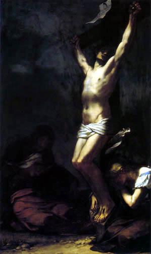 Pierre-Paul Prud´hon - Christus am Kreuz