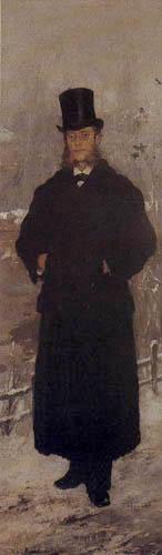 Witold Pruszkowski - Portrait of Kazimierz Bartoszewicz