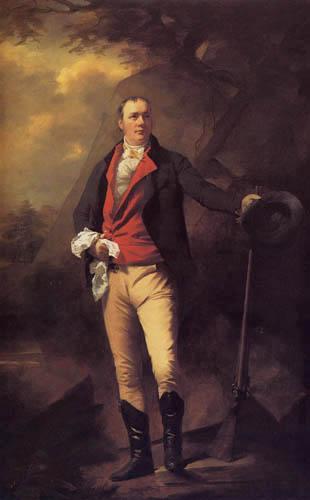 Sir Henry Raeburn - John Cuninghame