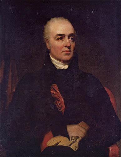 Sir Henry Raeburn - Portrait of a gentleman