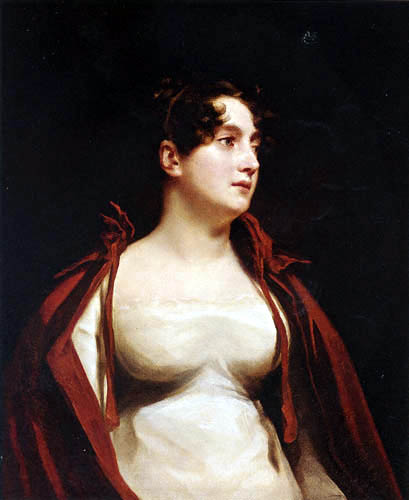 Sir Henry Raeburn - Mrs. William Mackenzie