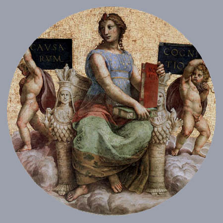 Raffaelo Raphael (Sanzio da Urbino) - The philosophy
