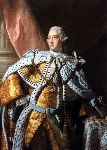 Allan Ramsay - Portrait of George III