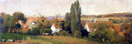 Karl Raupp - Willinghausen in Upper Hesse