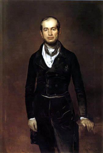Ferdinand von Rayski - Kammerherr Julius Graf