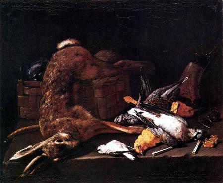 Giovanni (Giovan Battista) Recco - Bag