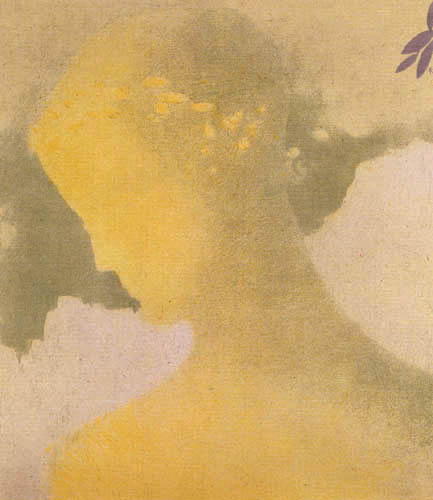 Odilon Redon - Beatrice