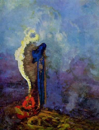 Odilon Redon - Le Rêve