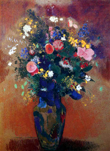Odilon Redon - Grand Bouquet