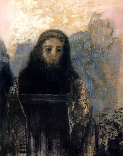 Odilon Redon - Parsifal